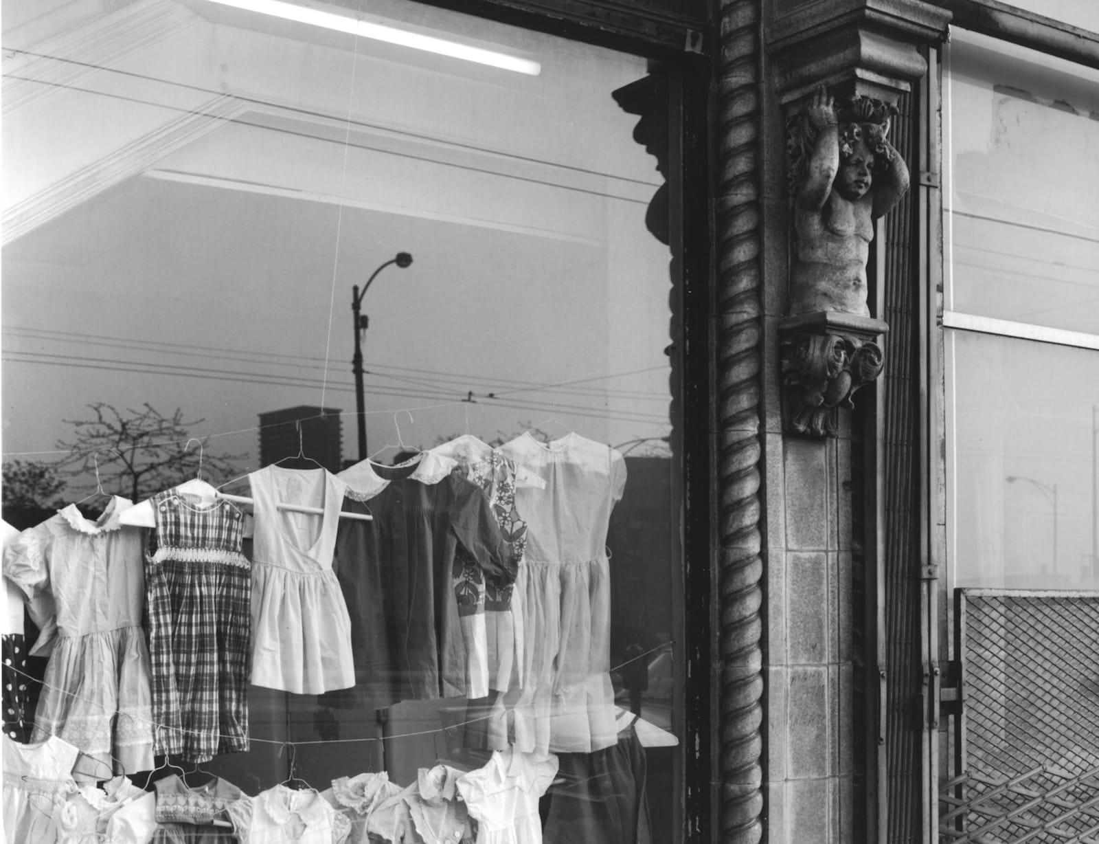 Bob Thall, Roosevelt Road, east of Maxwell Street, 1972