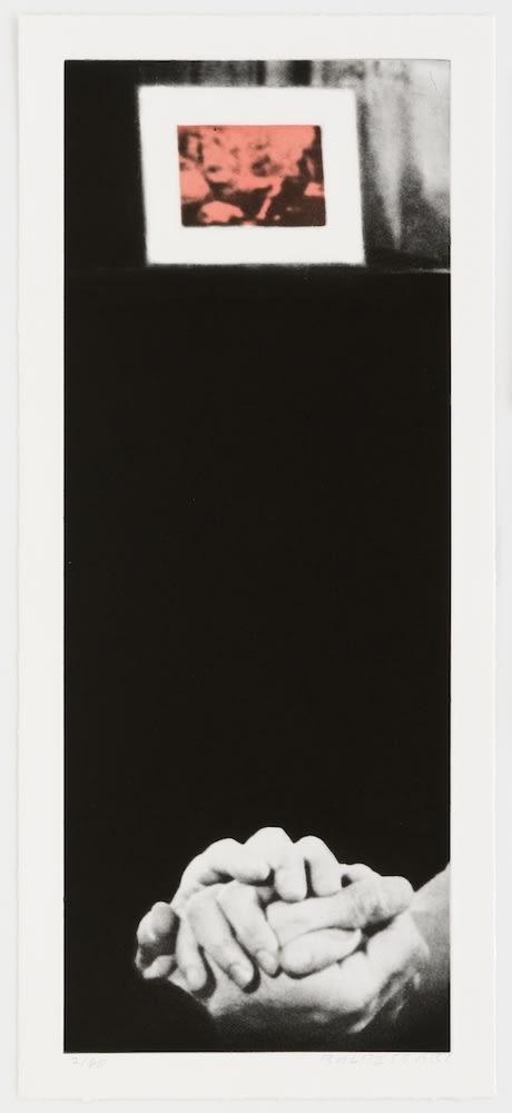 John Baldessari, Love and Work, 1991