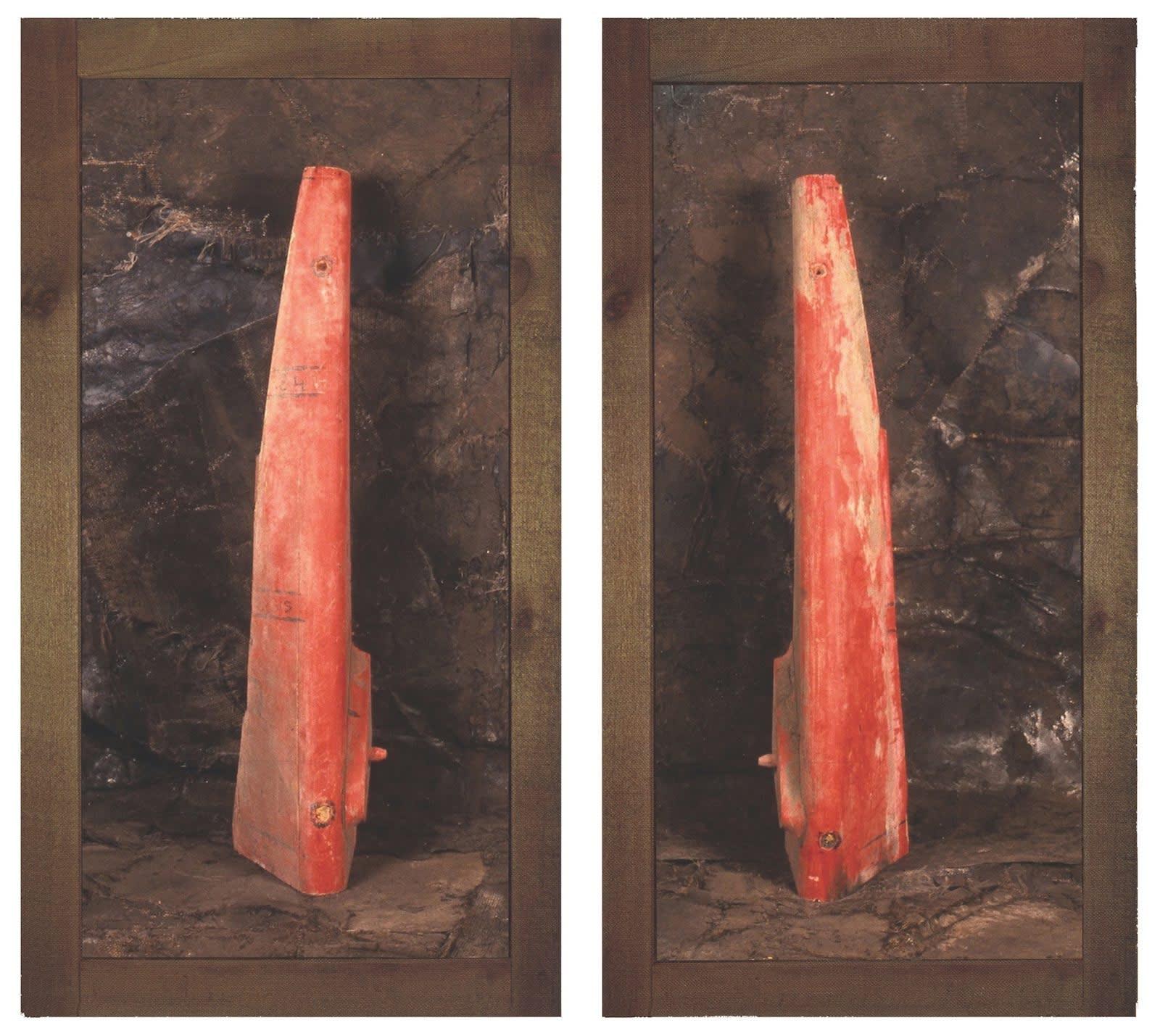 Pascal Kern, Sculpture, 1988