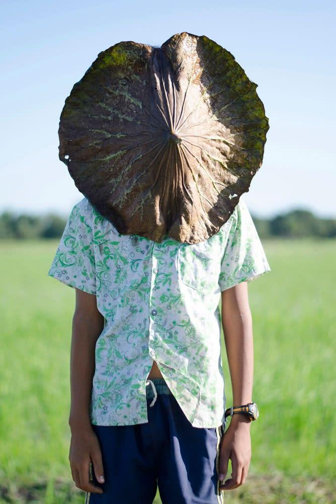 Sophal Neak, Leaf #1, 2014