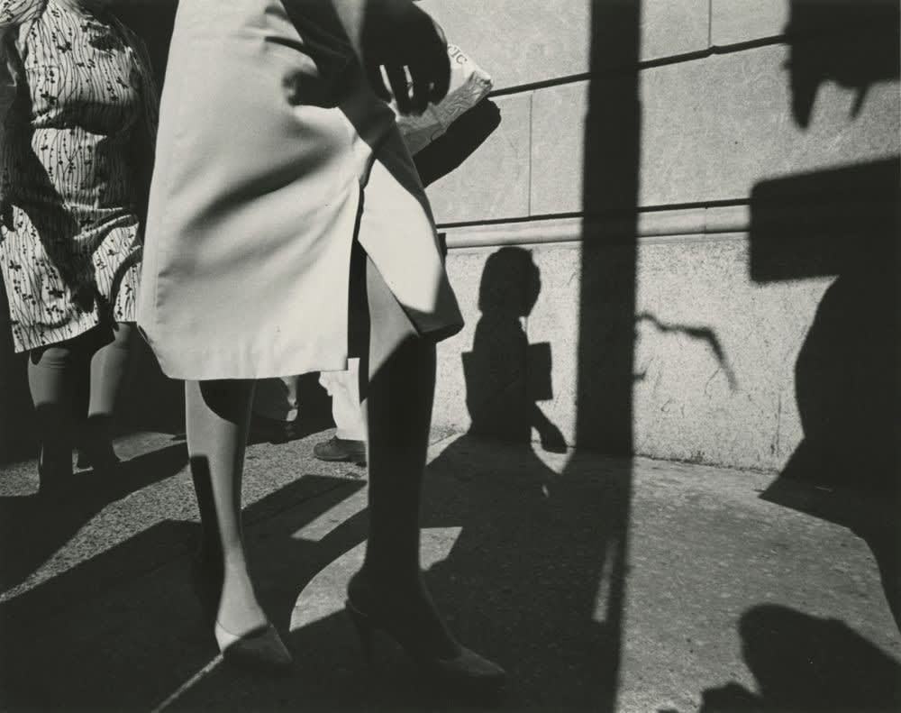 Ray K. Metzker, City Whispers, 1981