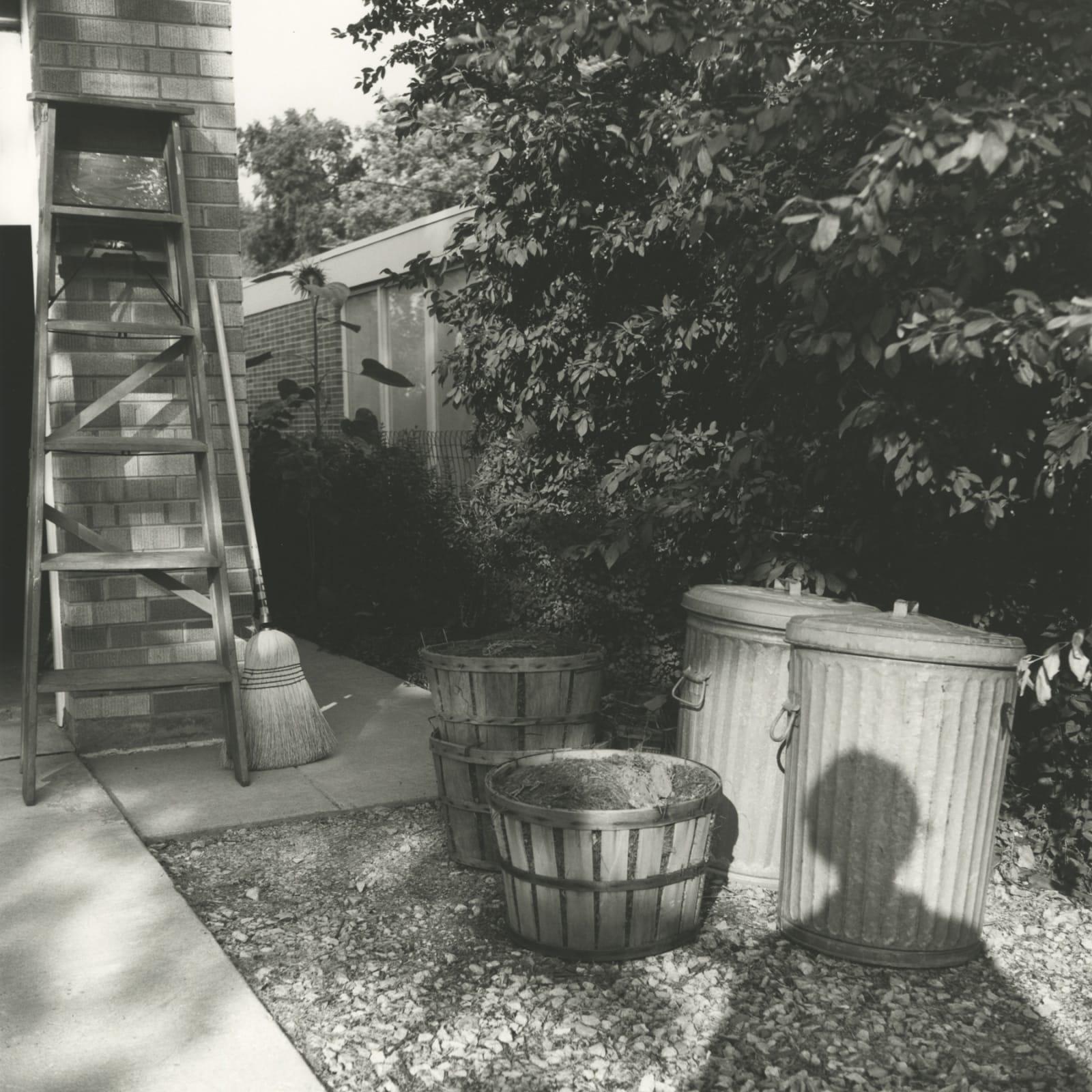 Vivian Maier, Self-portrait, Chicago area, 1966