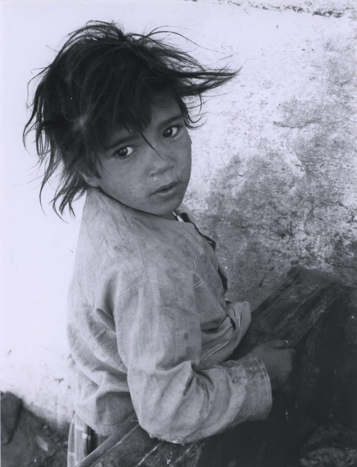 Sabine Weiss, Les Saintes-Maries-de-la-mer, 1960