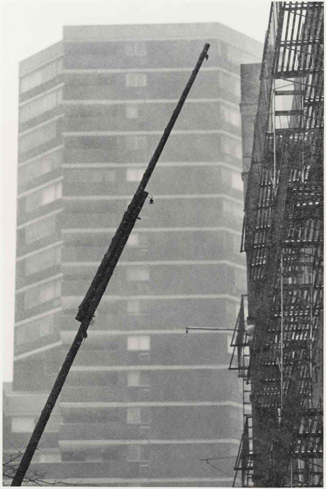 Sid Kaplan, New York City, 1991