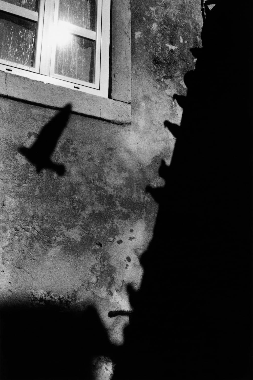 Jean-Christophe Béchet Lisbonne, Portugal Tirage gélatino-argentique sur papier baryté, réalisé par l'artiste 26 x 40 cm Dim. papier: 40 x 50 cm