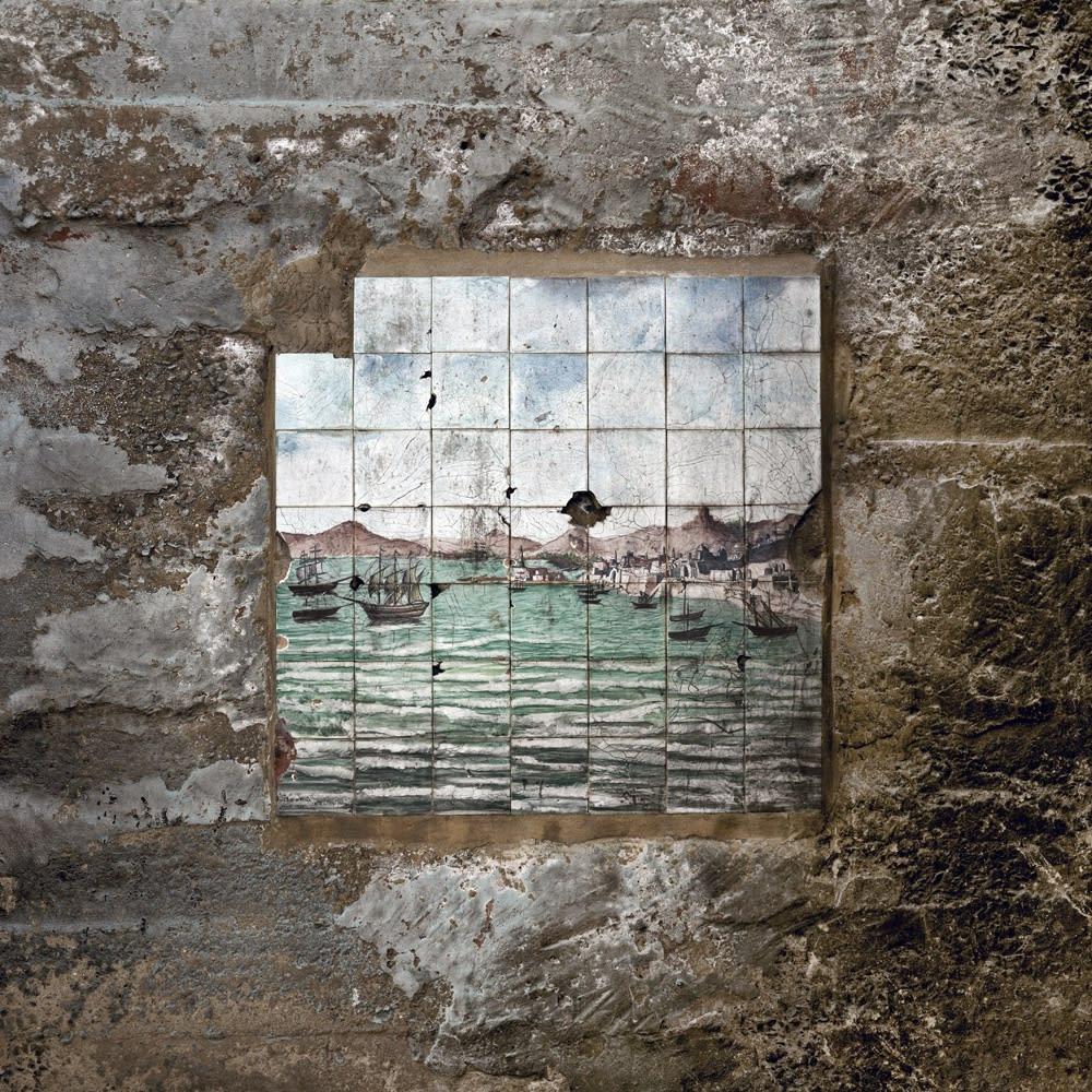 Stéphane Couturier, 'Baie d'Alger' - Diar el Mahçoul - Céramique n°1, 2012