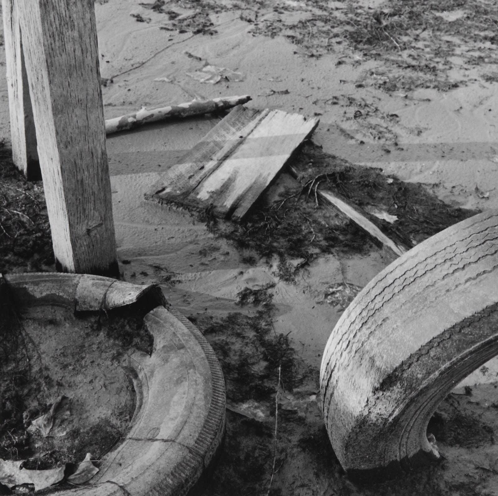 Steven Rifkin, Untitled, Lake Lemon, IN, 1976