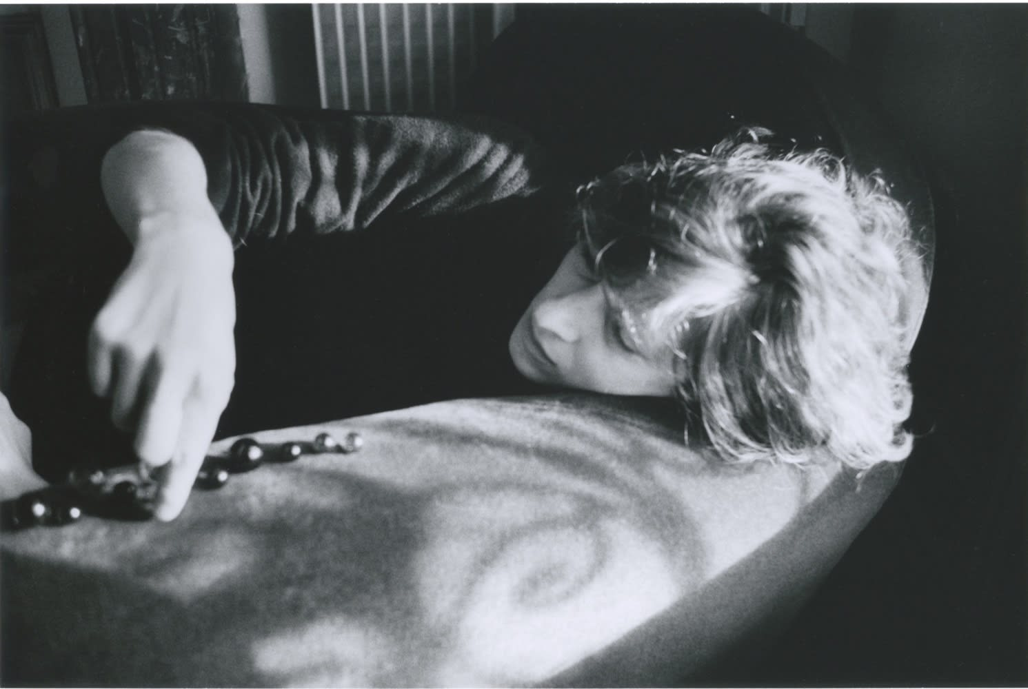 Hervé Guibert, Christine, 1983