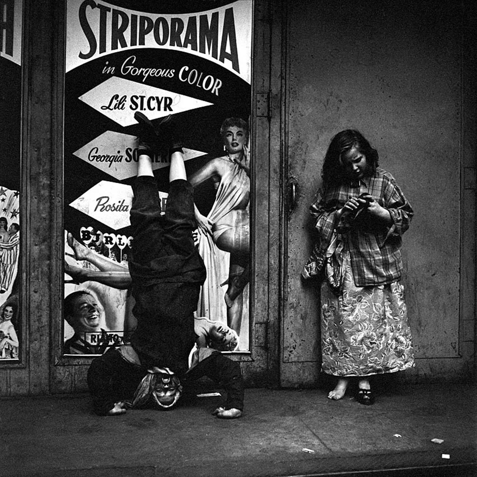 Vivian Maier, Untilted, 1953