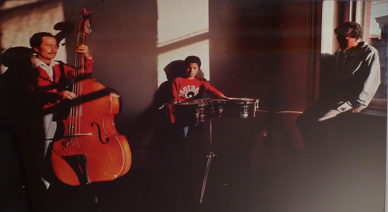 Arlene Gottfried, Johnny Colon's Music School in El Barrio, 1980's