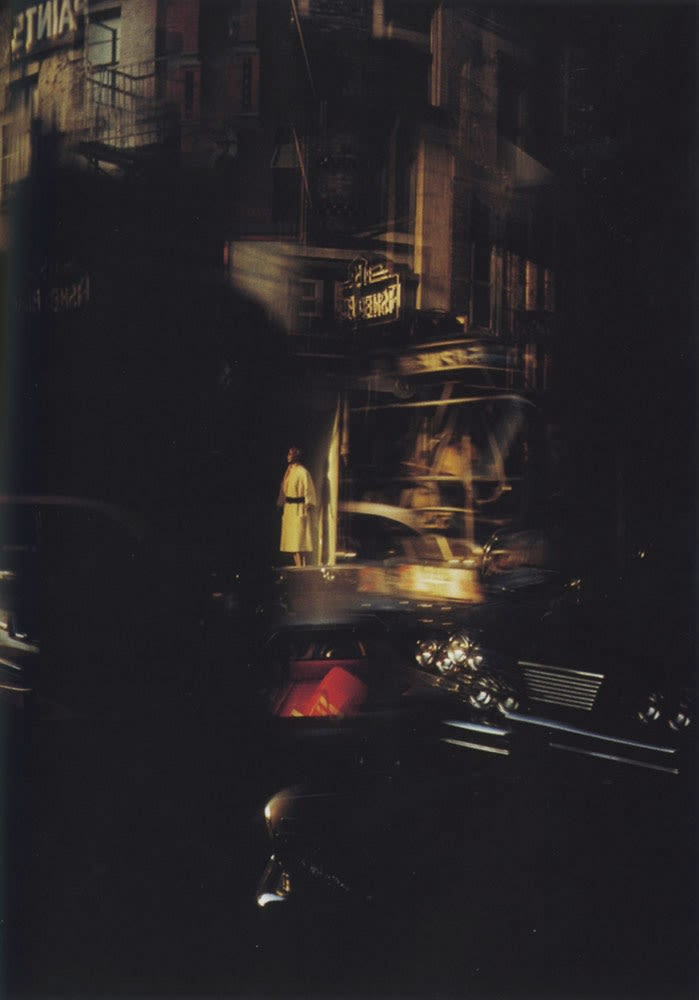 Ernst Haas, New York Reflections, 1962