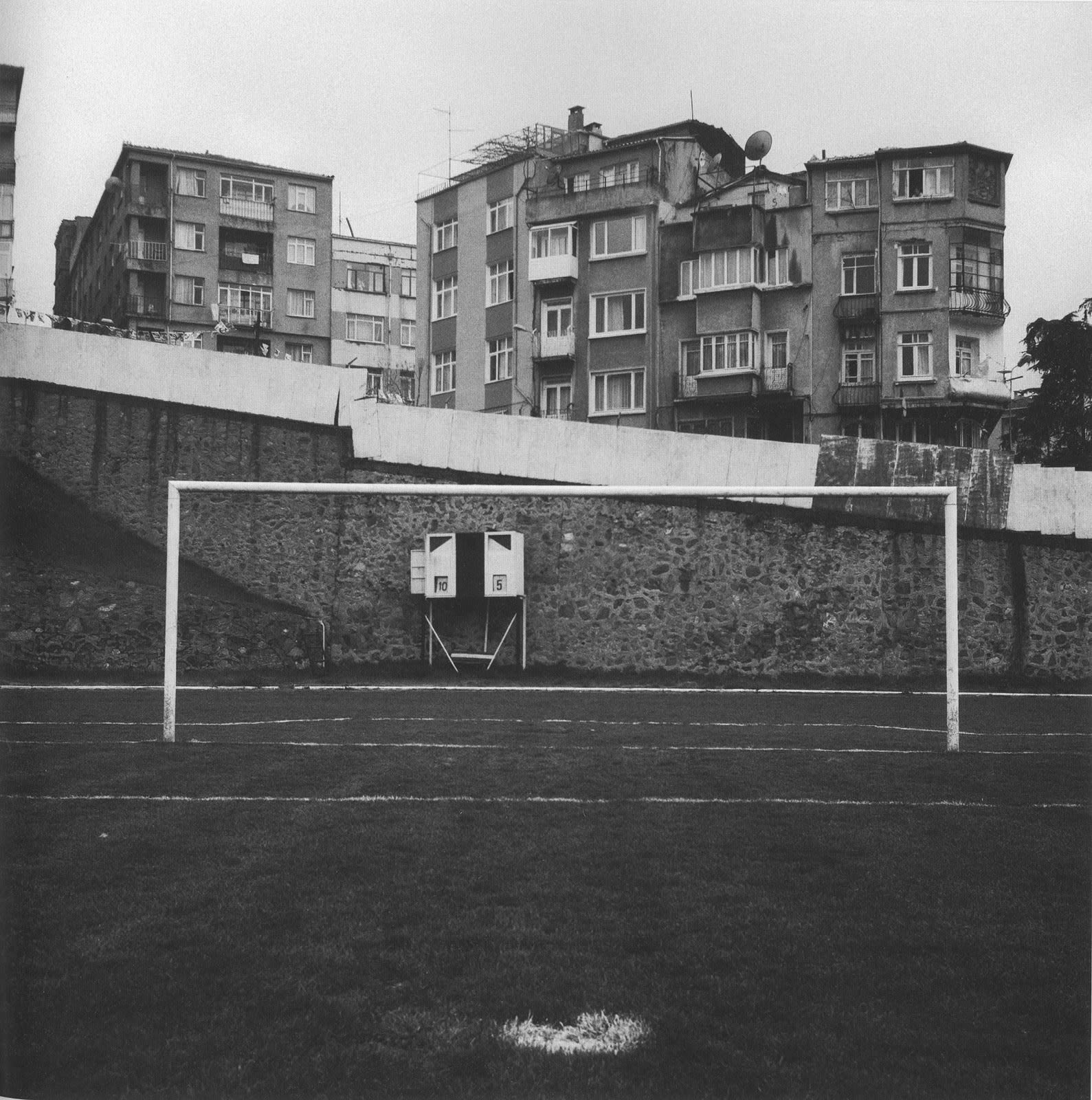 Pierre Schwartz, Istanbul, Turquie, 1999