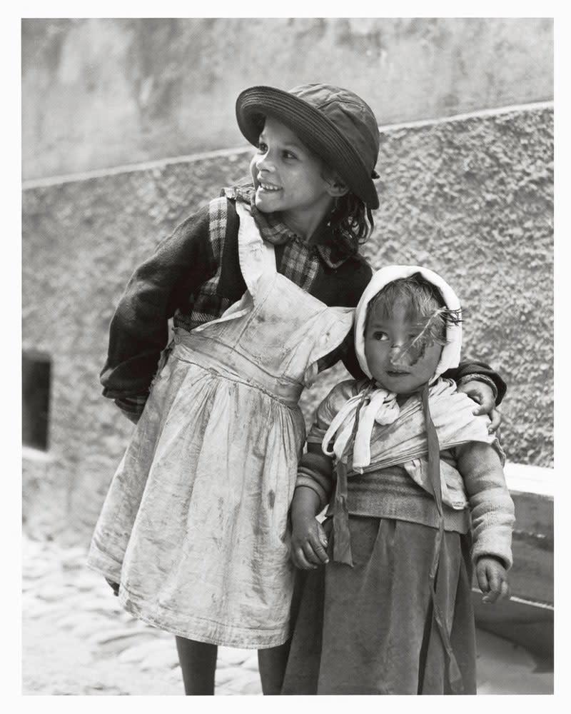 Sabine Weiss, Enfants en Provence, 1953