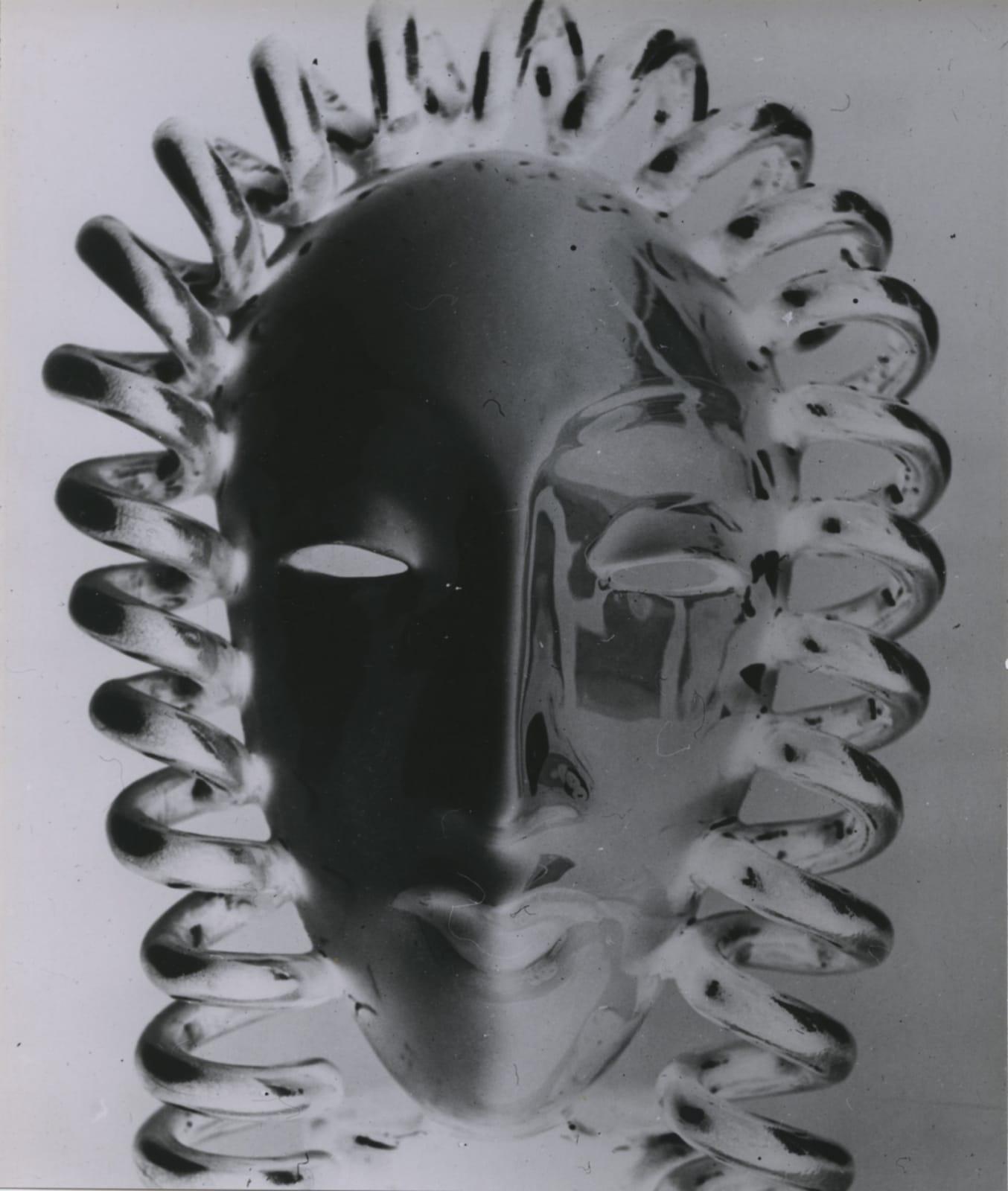 André Steiner, Masque solarisé, c. 1932
