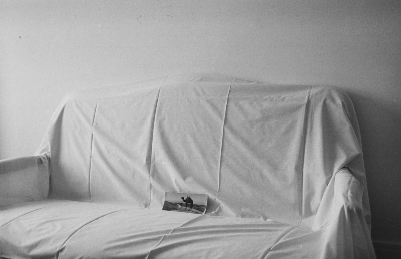 Hervé Guibert, Le rêve du désert, 1982