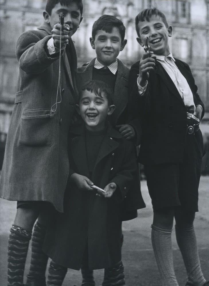 Sabine Weiss, Madrid, 1950