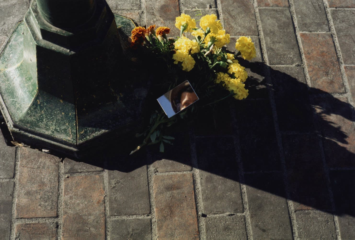 Vivian Maier, Self-portrait, Chicagoland, October 1975