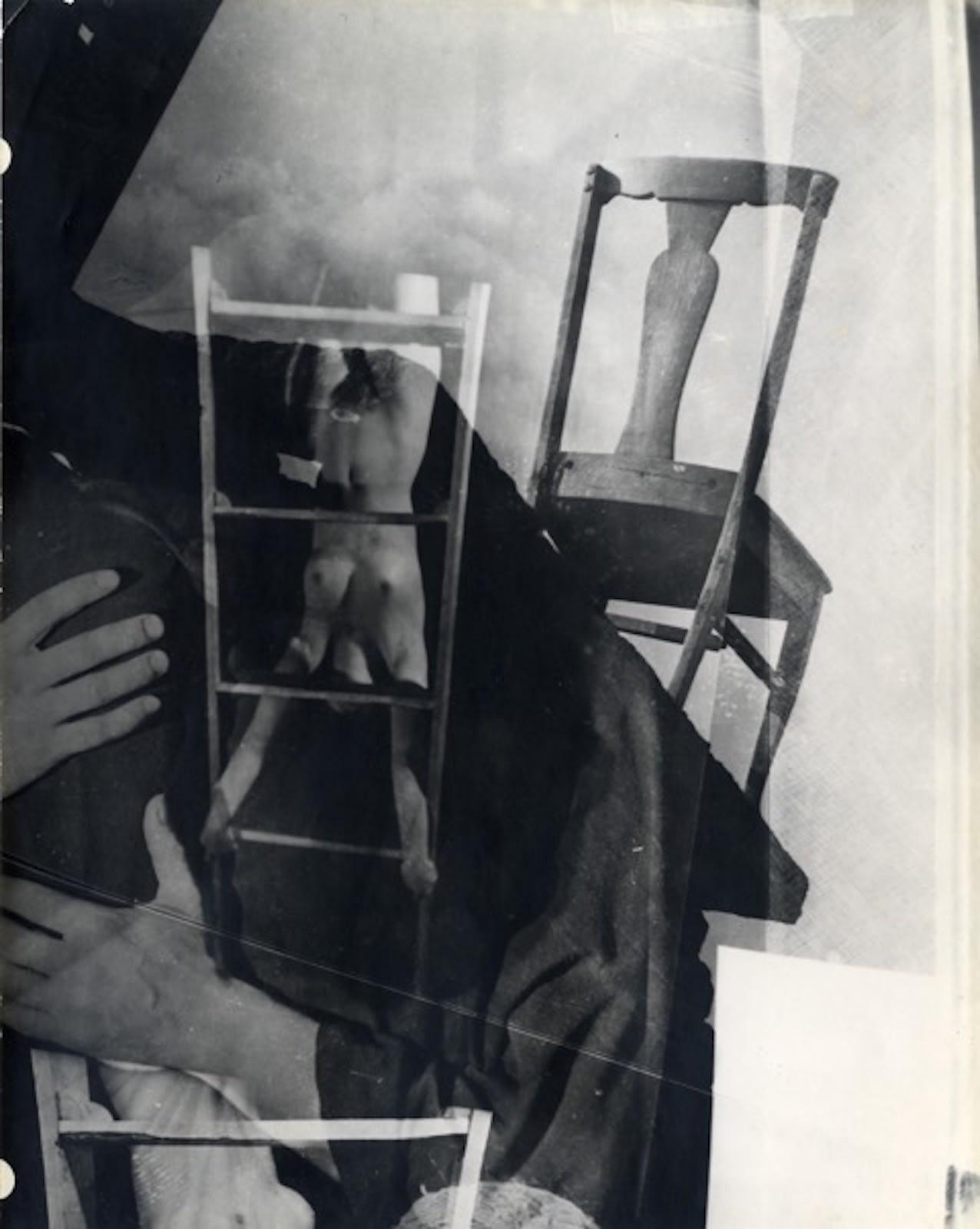Val Telberg Untitled Tirage gélatino-argentique d'époque 23,5 x 30,5 cm Dim. papier: 23,5 x 30,5 cm