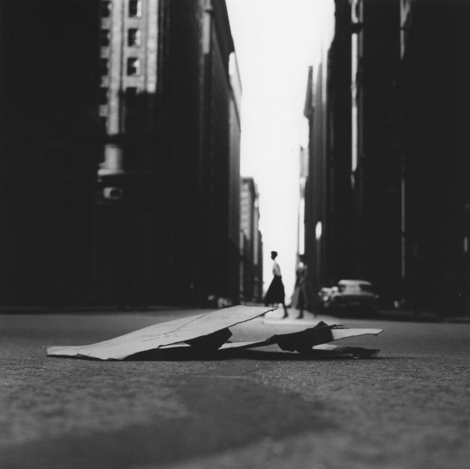 Ray K. Metzker, Chicago Loop, 1958