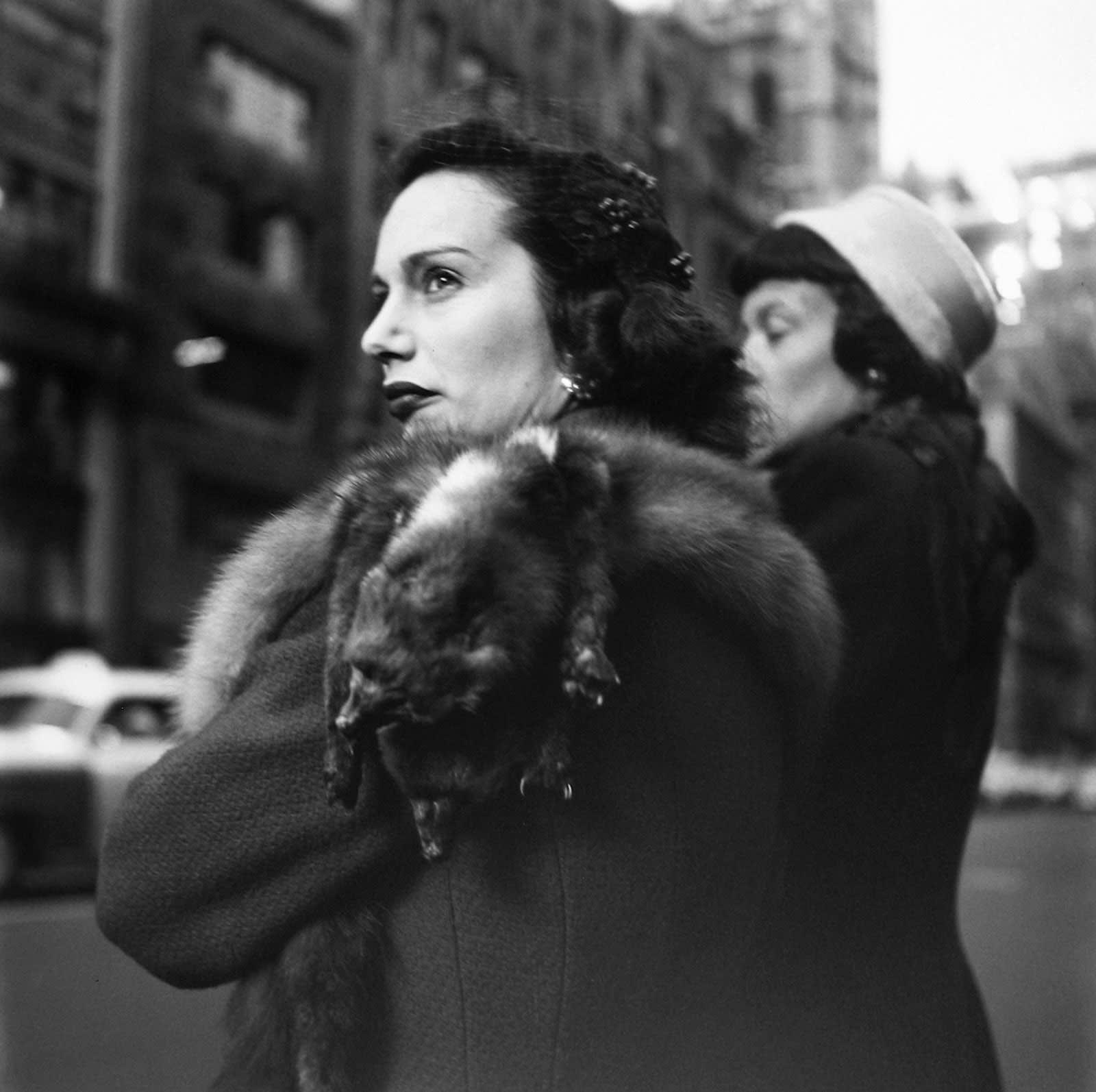 Vivian Maier, New York, NY, Dec. 2, 1954