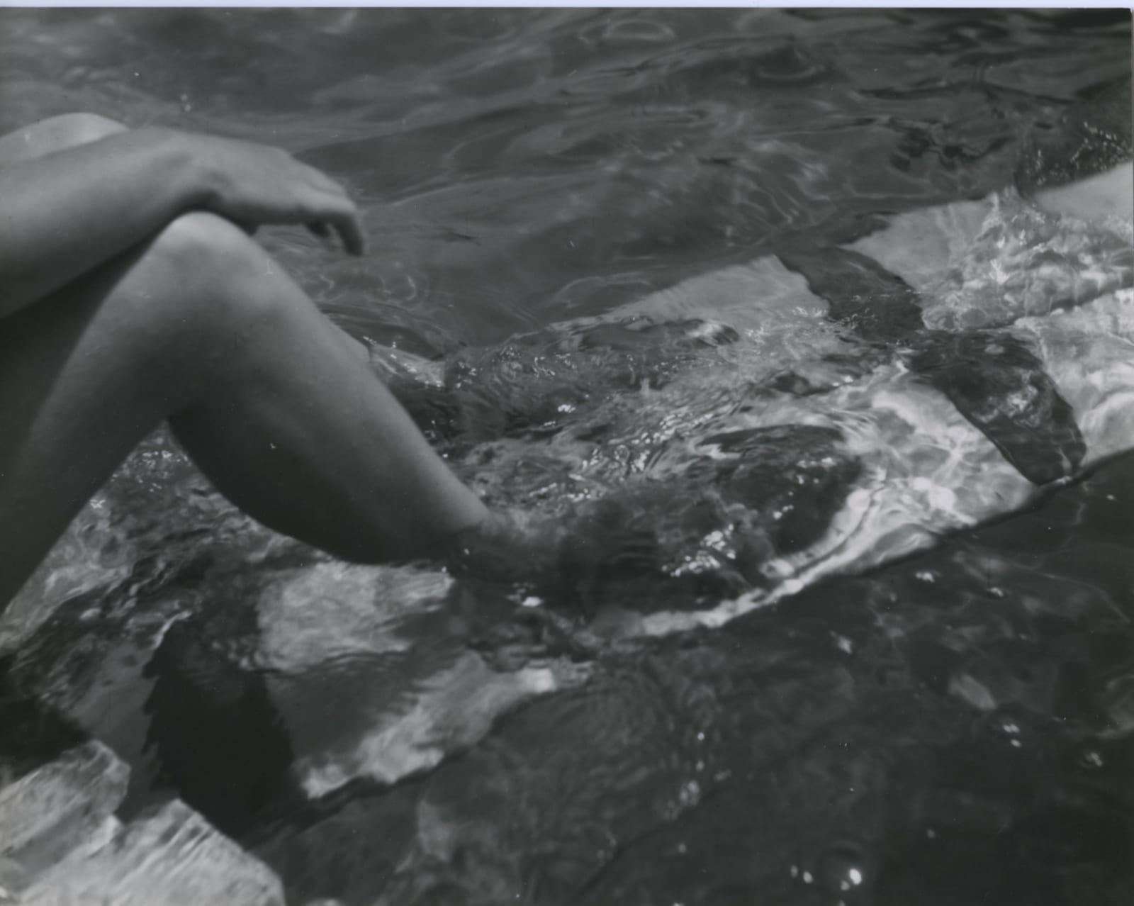 Pierre Boucher, Ski nautique, c. 1933