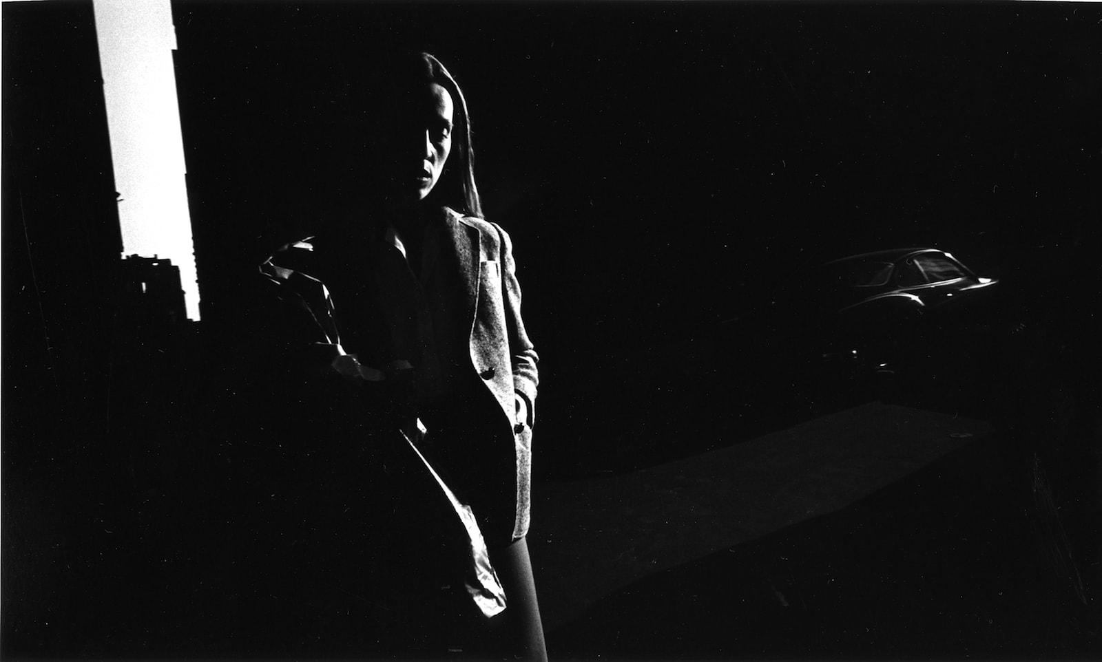 Ray K. Metzker, City Whispers, Philadelphia, 1980