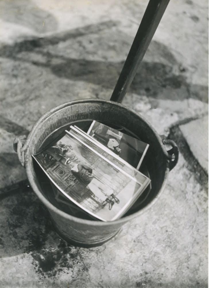 René Zuber, La photo révélée, Marseille, 1930