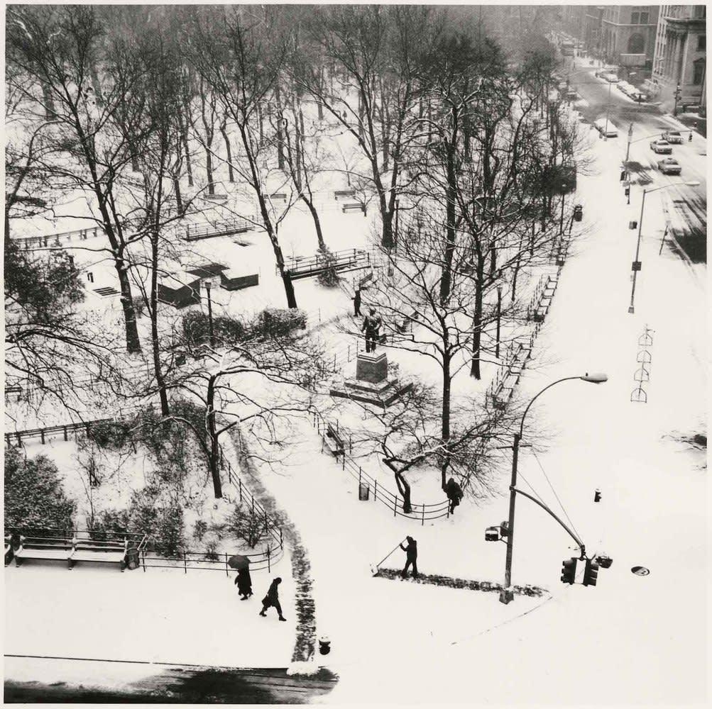Sid Kaplan, Madison Square Park, New York City, 1977-79