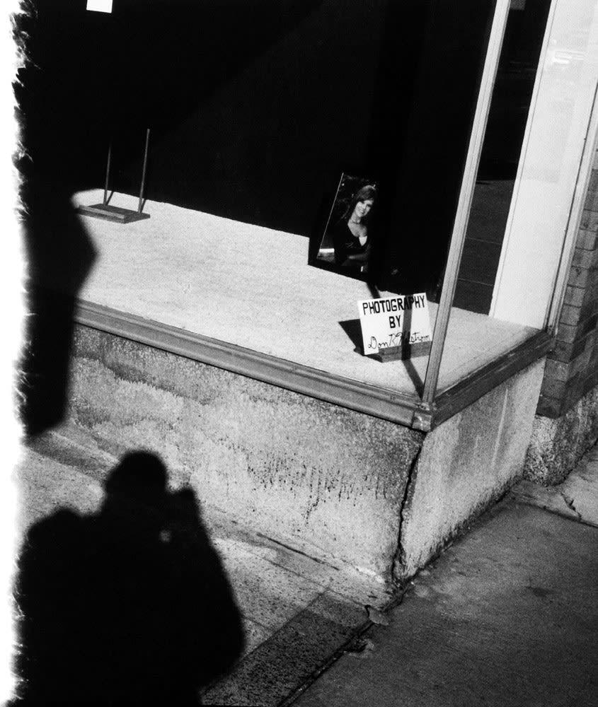 Jean-Christophe Béchet Butte (Montana, USA) Tirage argentique sur papier baryté Dim. papier: 40 x 50 cm