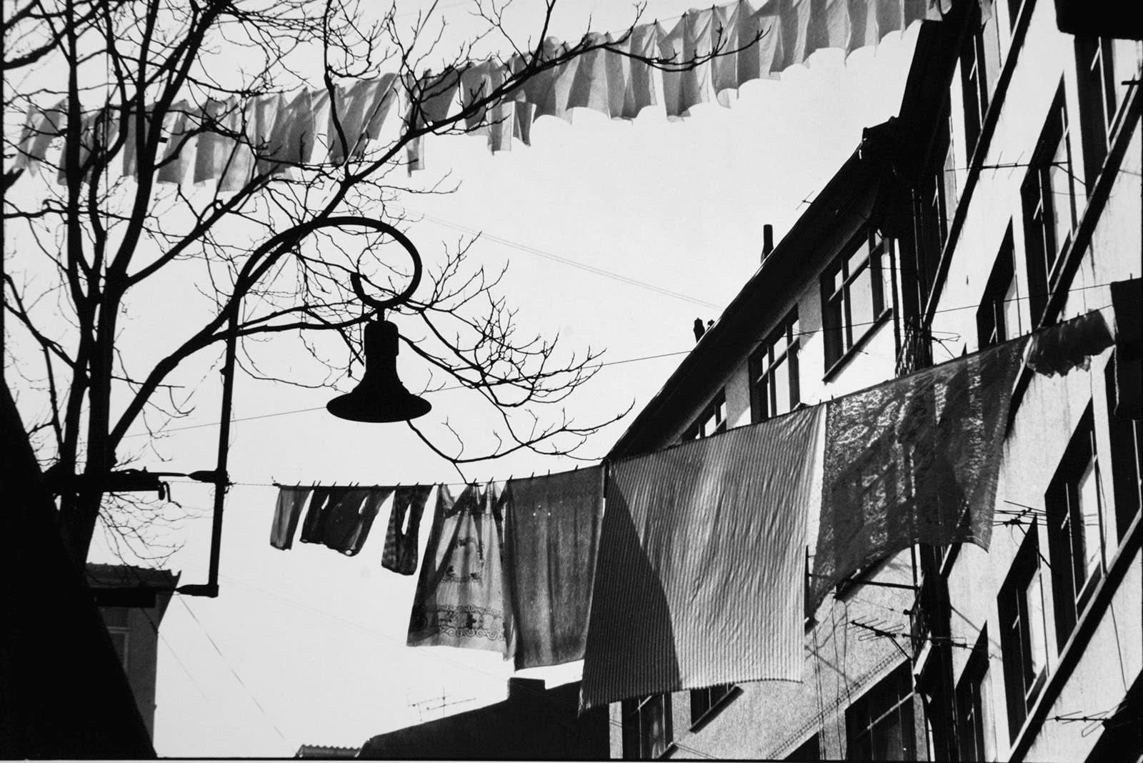 Sabine Weiss, Istanbul, Turquie, 1982