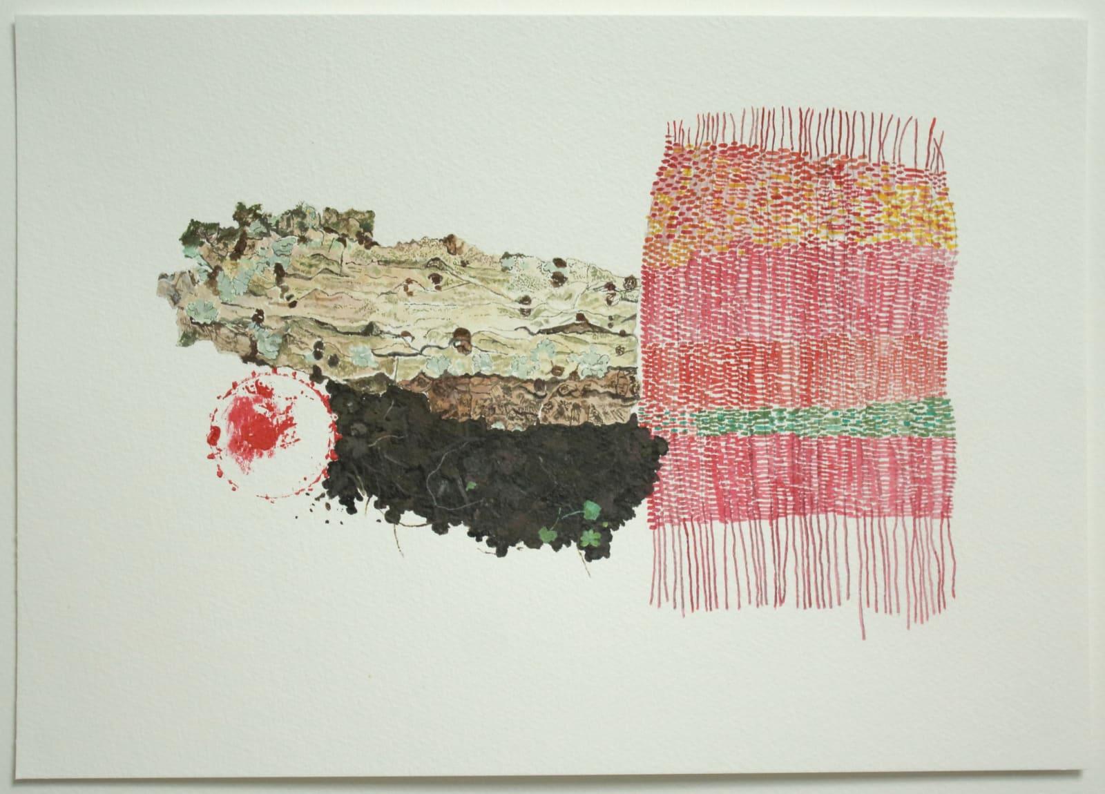 Jocelyn Clarke, Small Archive, 2021