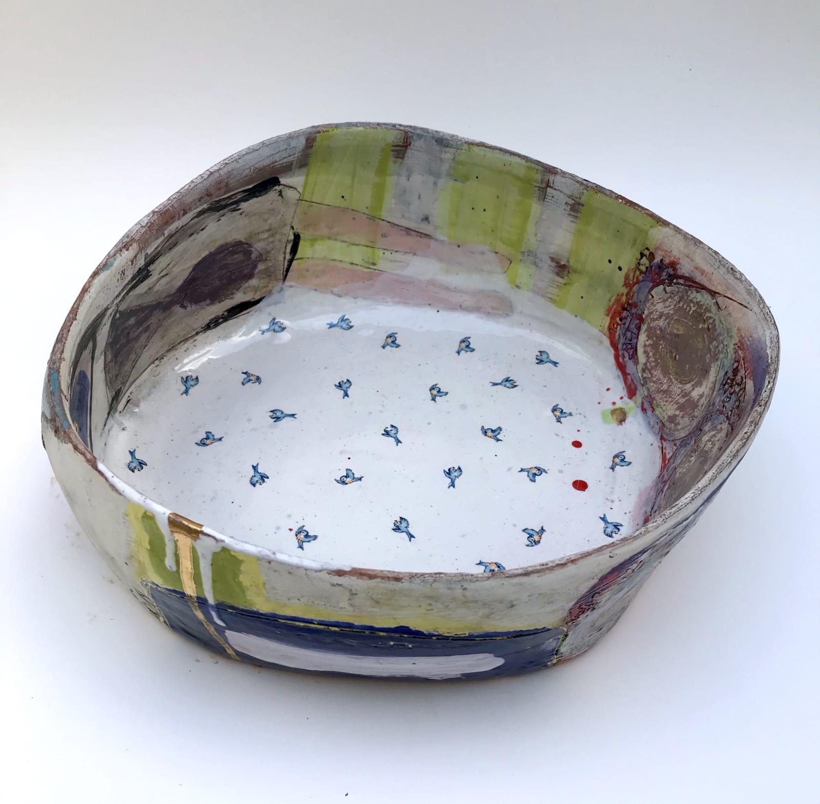 Linda Styles, Pretty Figurative Bowl, 2019
