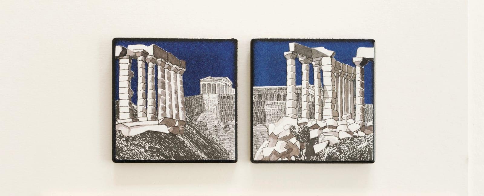 Anne Desmet, Dreams of Greece, 2019