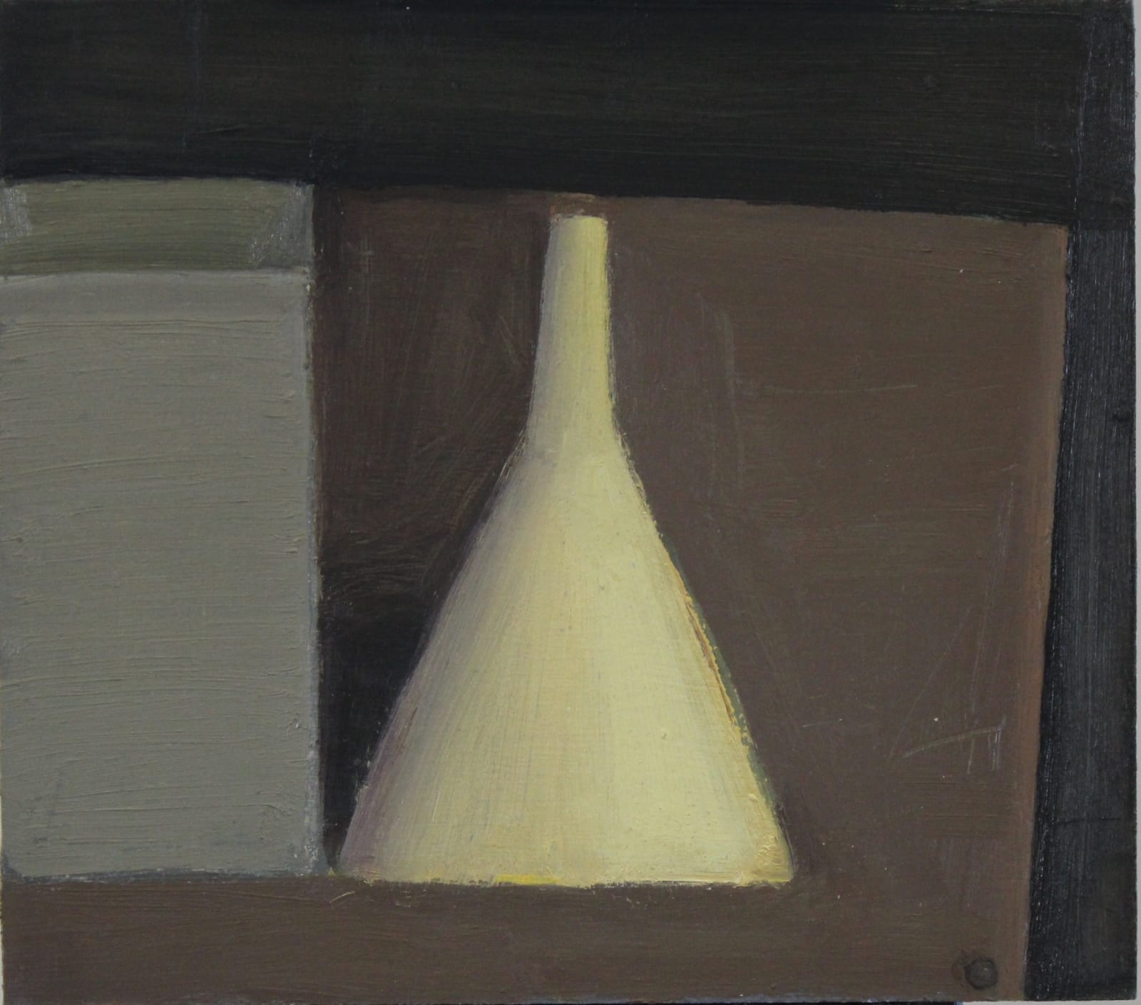 Brian Sayers, Box and Funnel, 2020