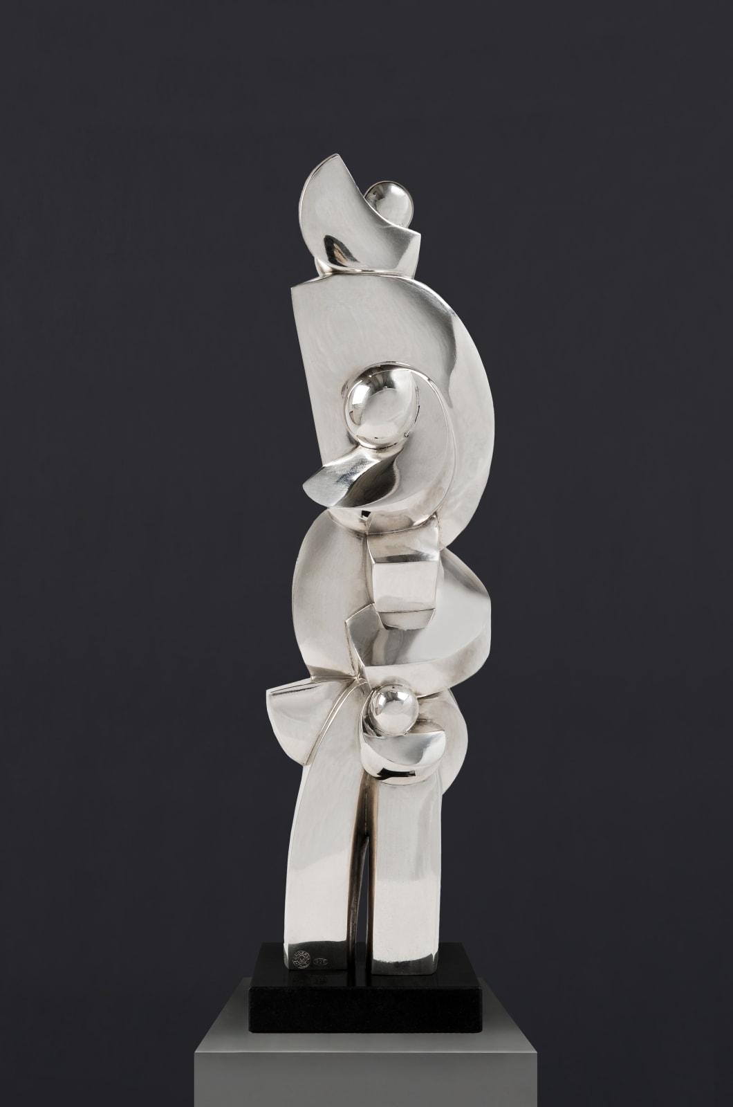 Sophia Vari, Feu Vibrant Sculpture, 2012
