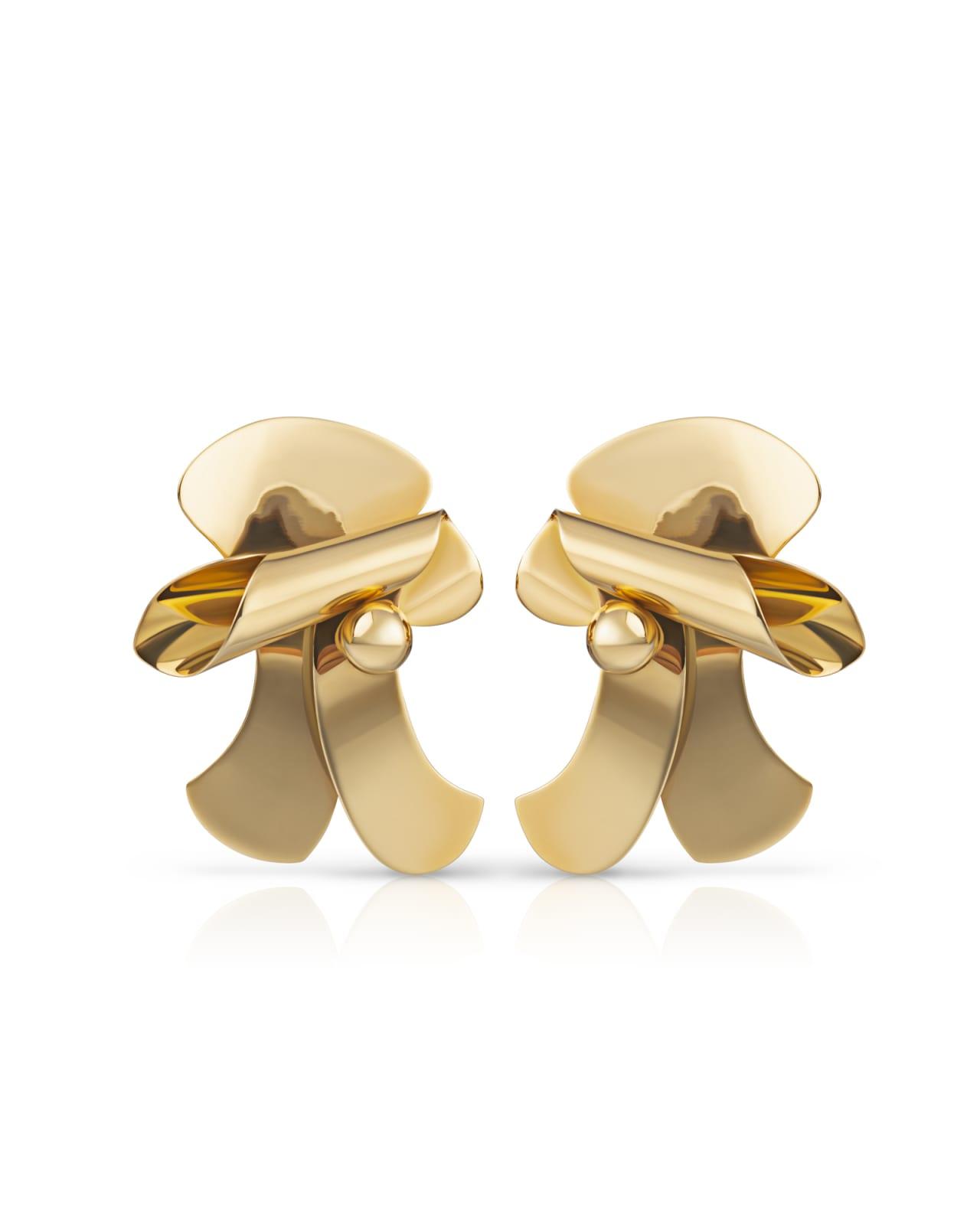 Sophia Vari, Amazones Earrings, 2011