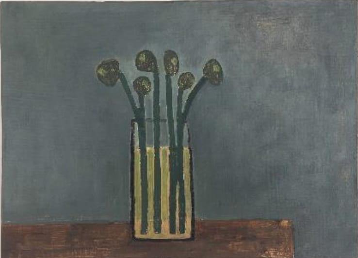 William Wright, Flowers VII - Image TBC, 2021