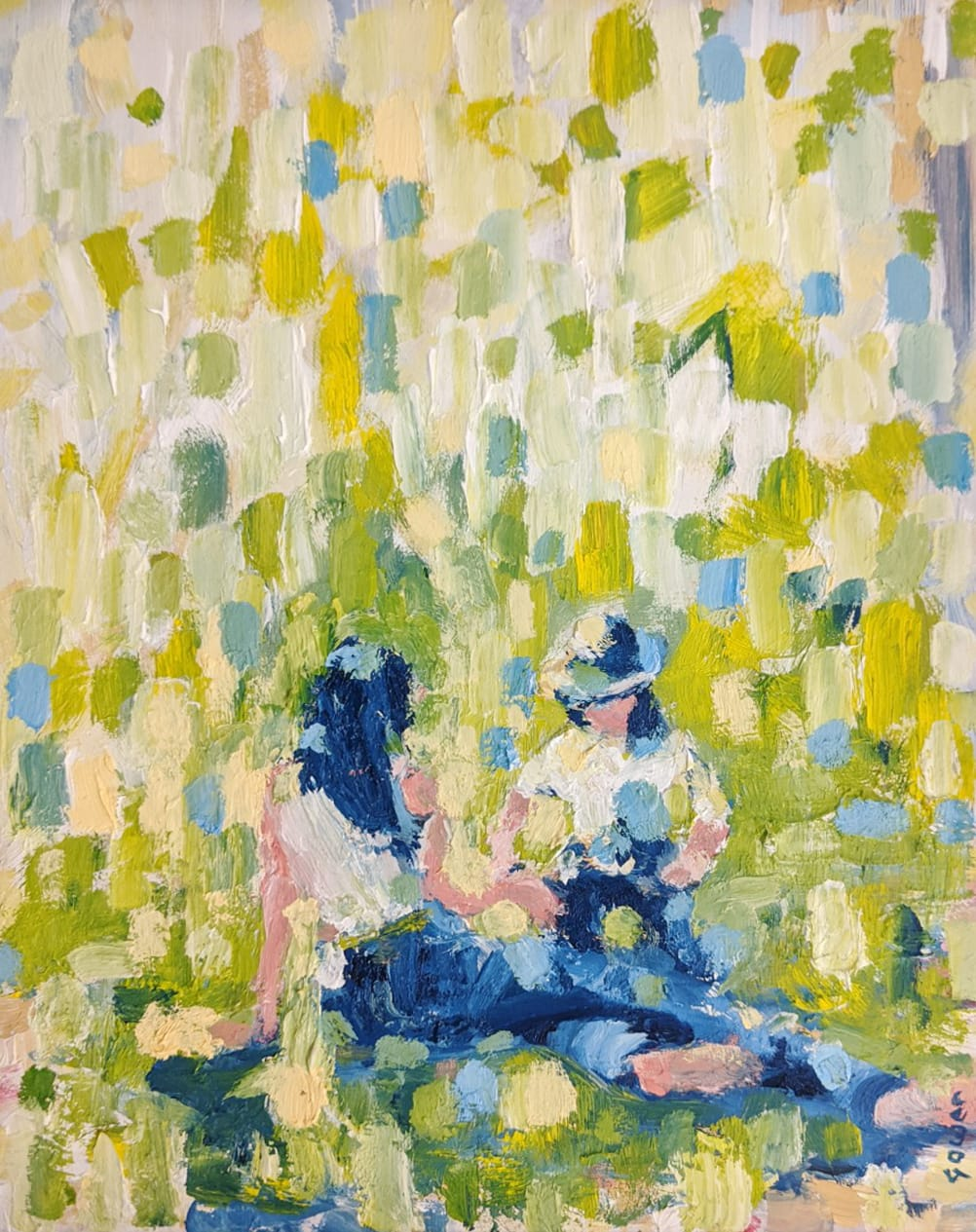 RICHARD GOWER, Park Picnic