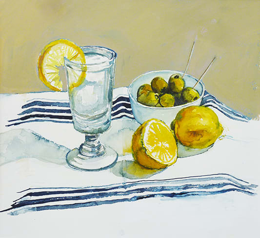 SUSIE PERRING, Gin O'clock