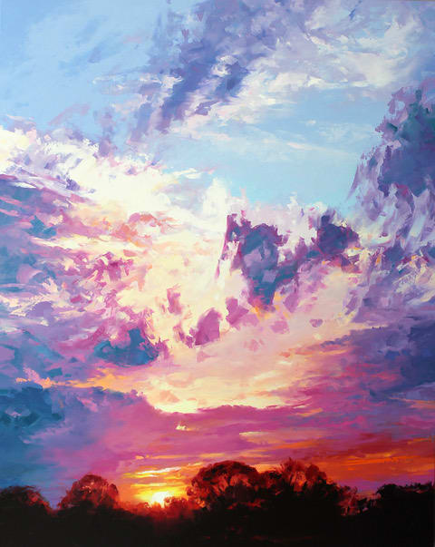 NICK VIVIAN, When the sky turns pink, it's time for a drink
