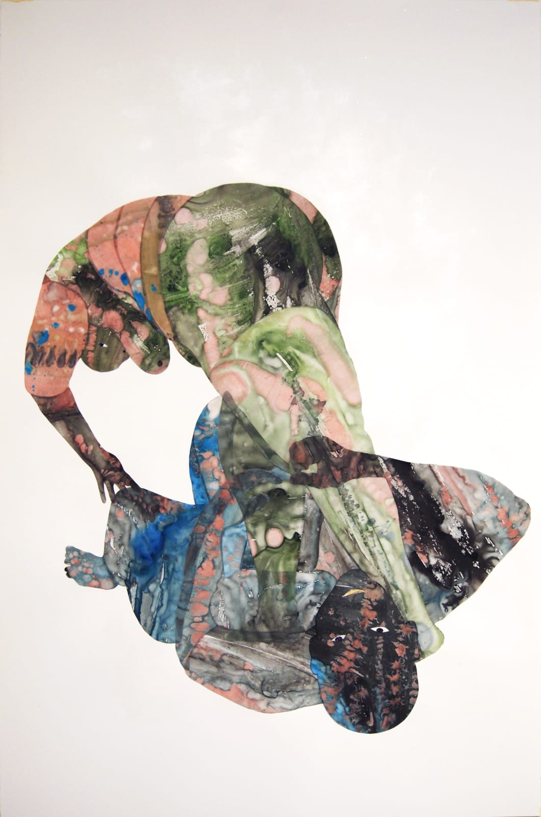 Florine Demosthene, Between Possibility & Actuality, 2019