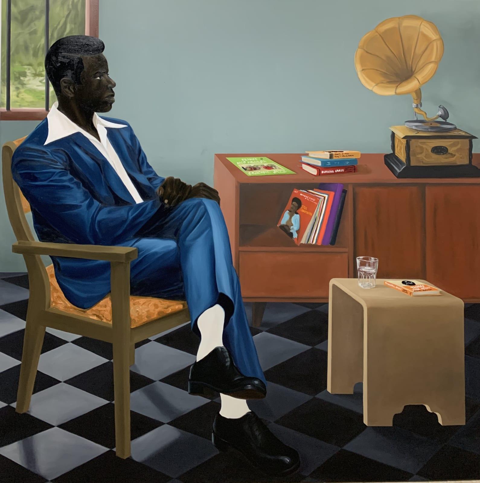 Peter Uka, Quiet Listening, 2020