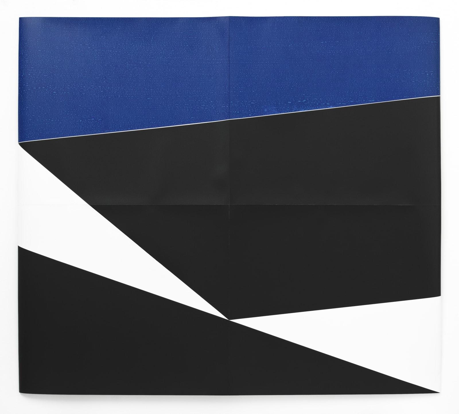 Nikolai Ishchuk, Arcadia (5), 2019 Silver gelatin prints, cyanotype and mixed media 40 1/4 x 44 7/8 x 3/4 in 102.1 x 114 x 2 cm Unique $ 7,700.00