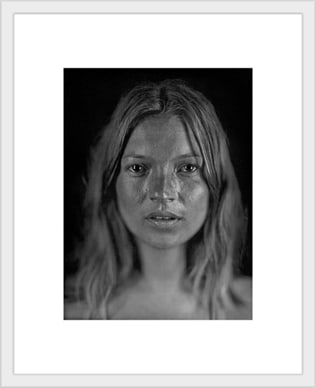 Chuck Close, Untitled, Kate (#14), 2005