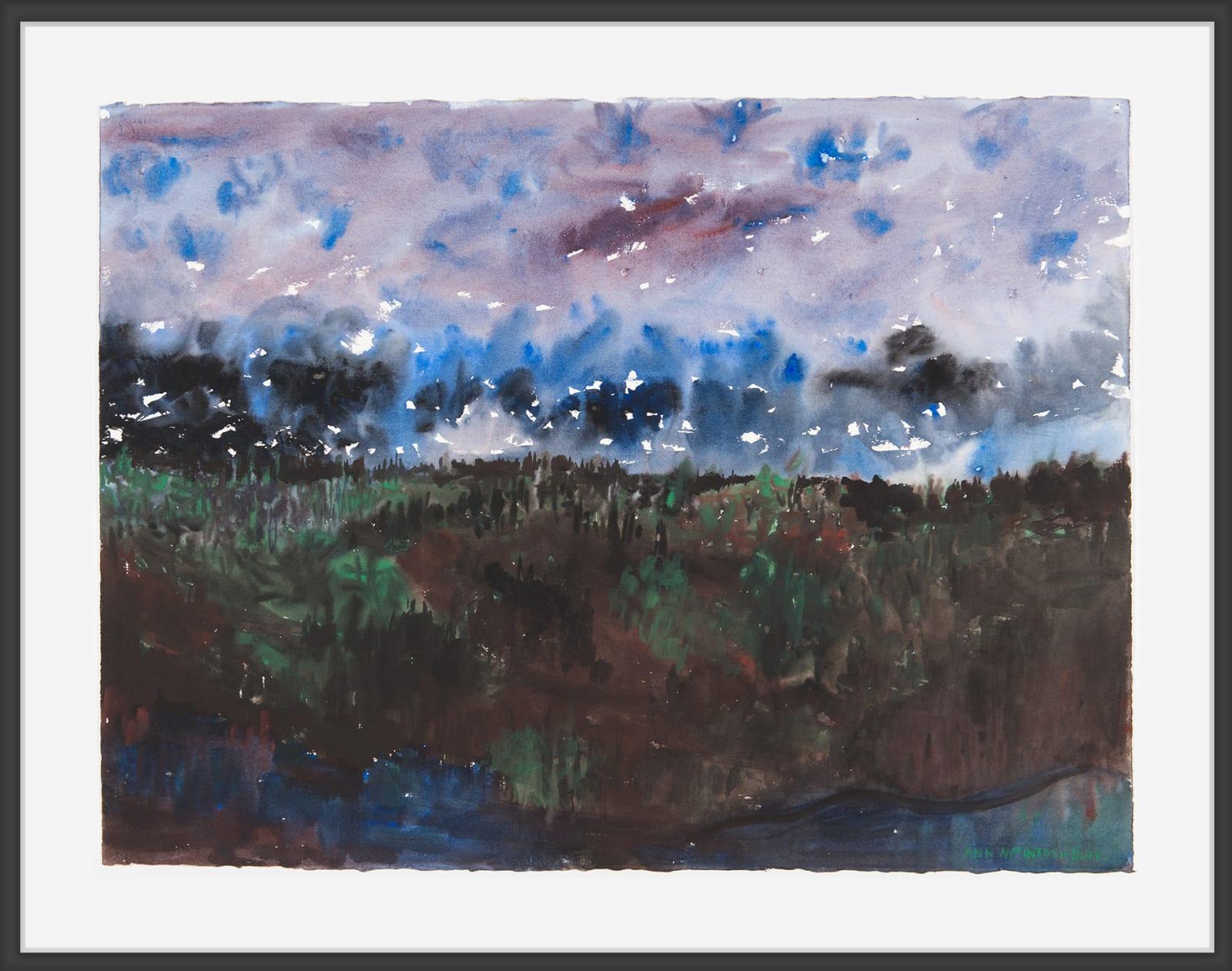 Ann MacIntosh Duff, Starry Night, c. 2000