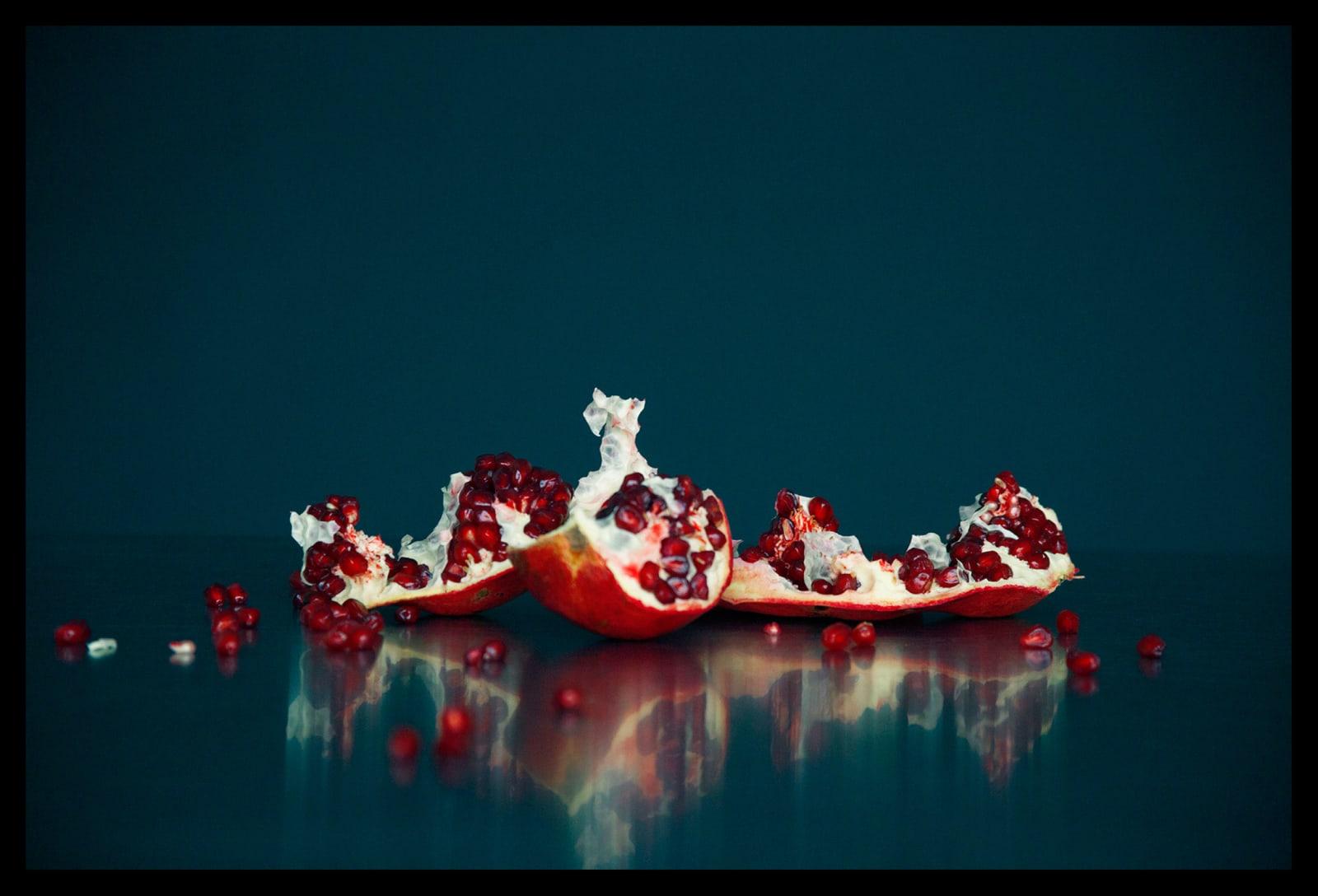 Erik Madigan Heck, Pomegranates, 2017
