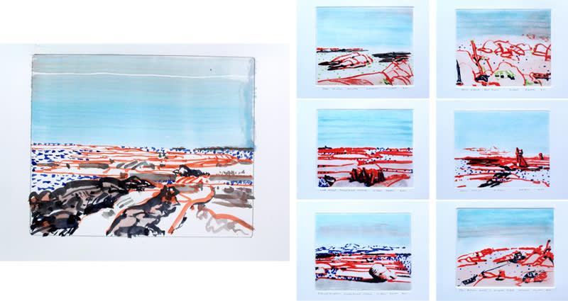 John Hartman, Shorelines Portfolio, 2011