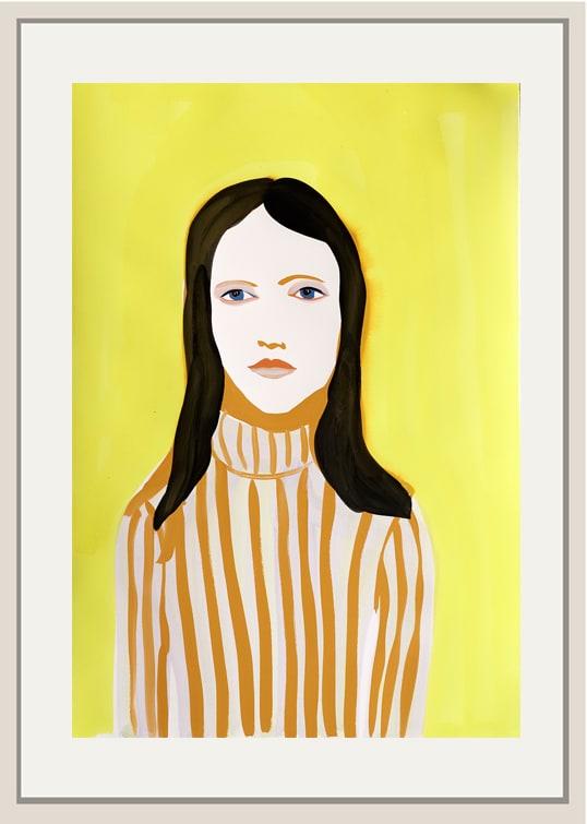 Shelley Adler, Yellow Grace, 2019