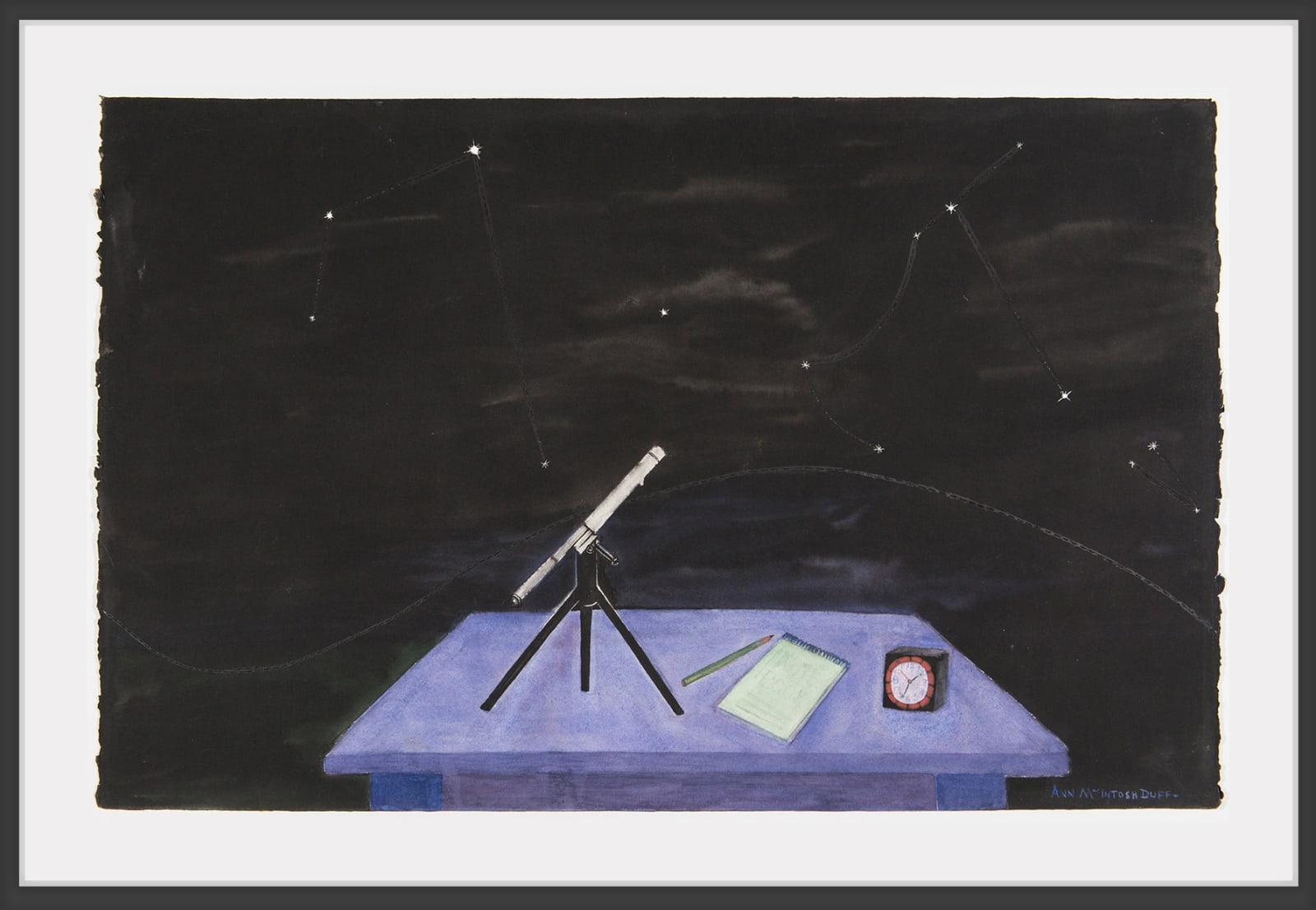 Ann MacIntosh Duff, The Explorer, c. 1990