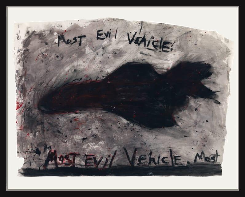 John Scott, Most Evil Vehicle, c. 1990